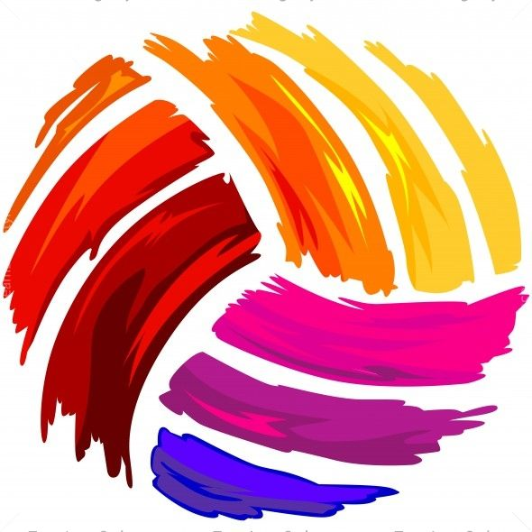 VOLLEYBALL COLOR