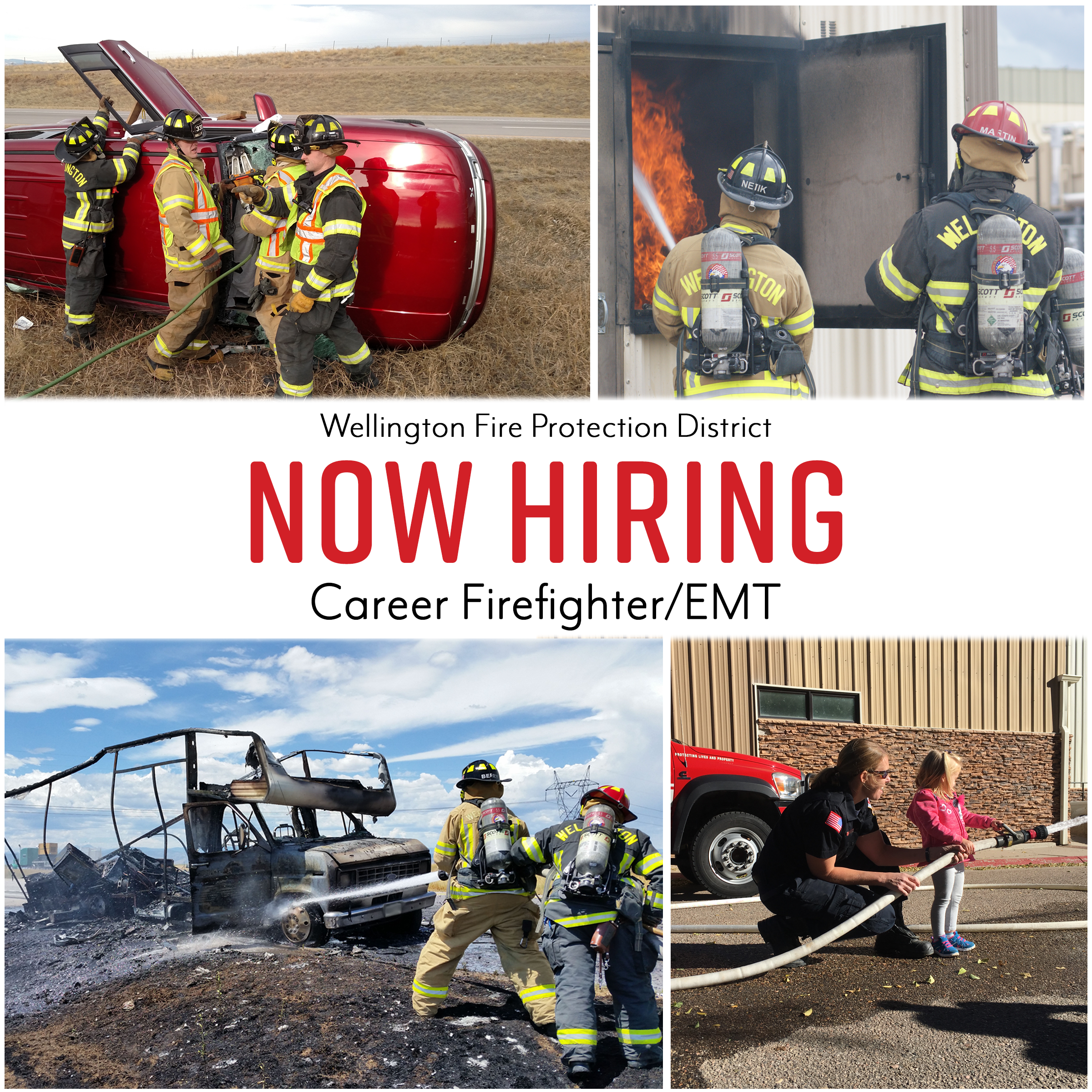 Firefighter Hiring