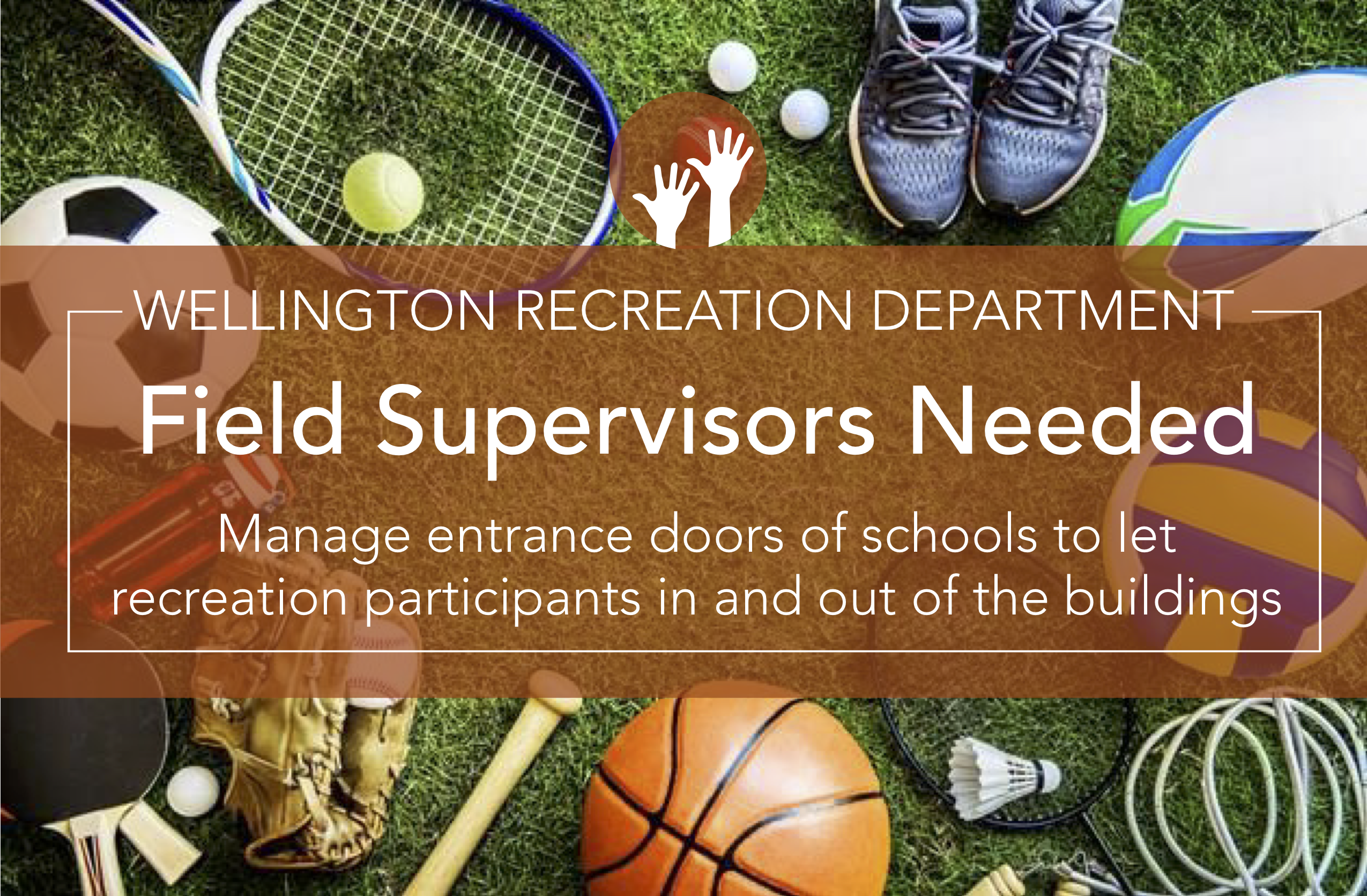 field supervisors needed