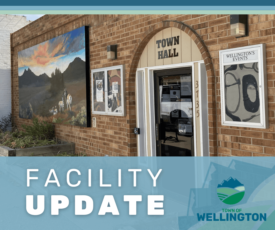 Town Facilities Closing