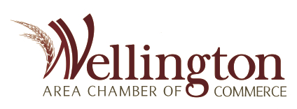 Wellington Area Chamber of Commerce logo